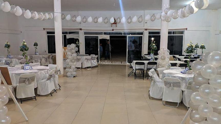 Salón De Eventos Condesa