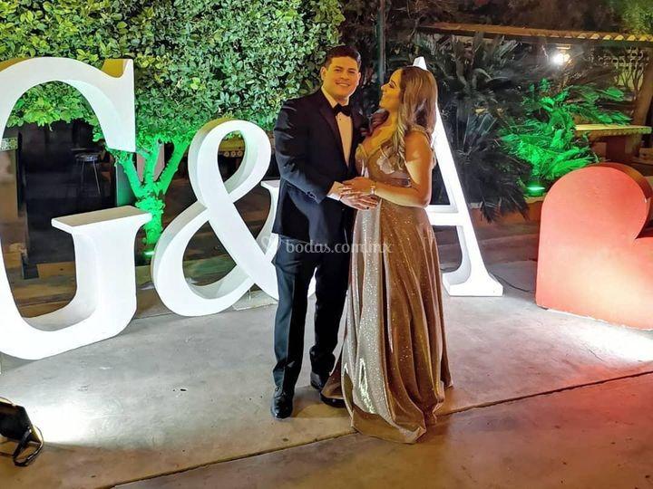 G&A en Quinta Santa Rosa