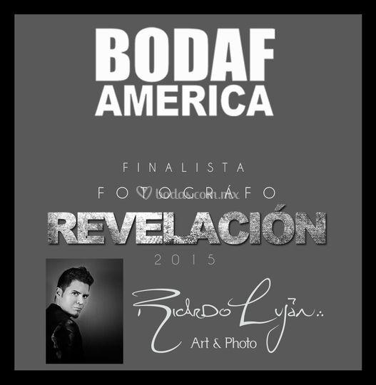 BODAF AMERICA F.F.REVELACIÓN