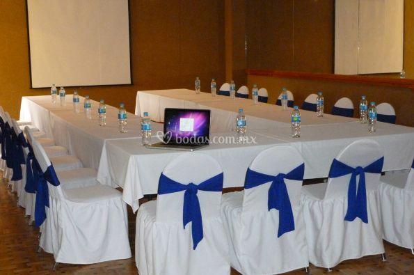 Salón para diversos eventos