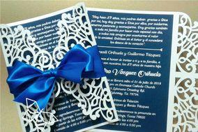 Invitaciones Origami Cuernavaca