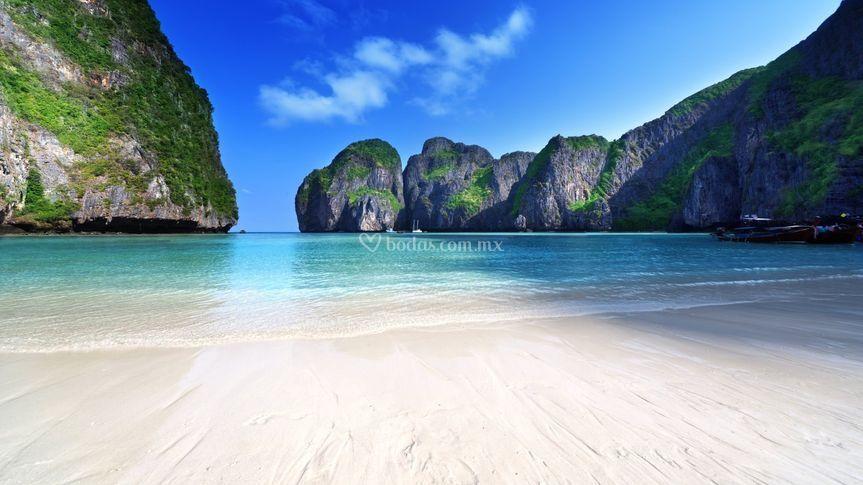 Phi Phi Island, Tailandia