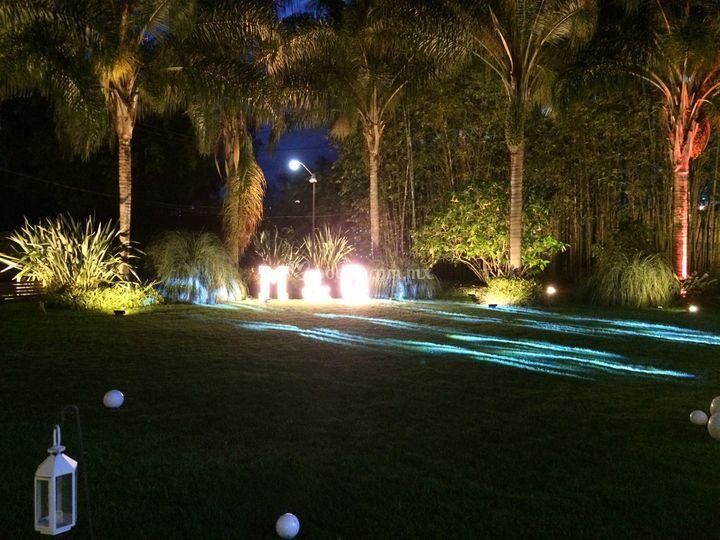 Iluminaci n arquitect nica de jardines de bamb foto 31 - Iluminacion de jardines fotos ...