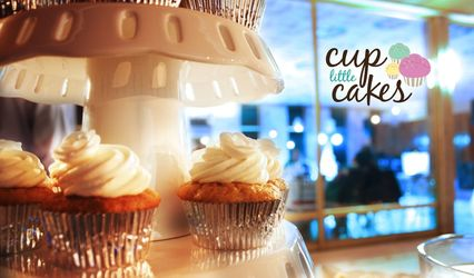 Cup Little Cakes 1