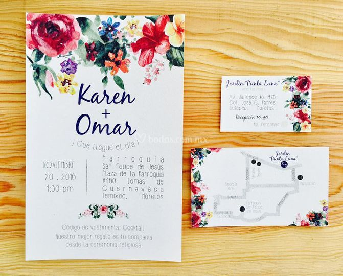 Kraft Invitaciones