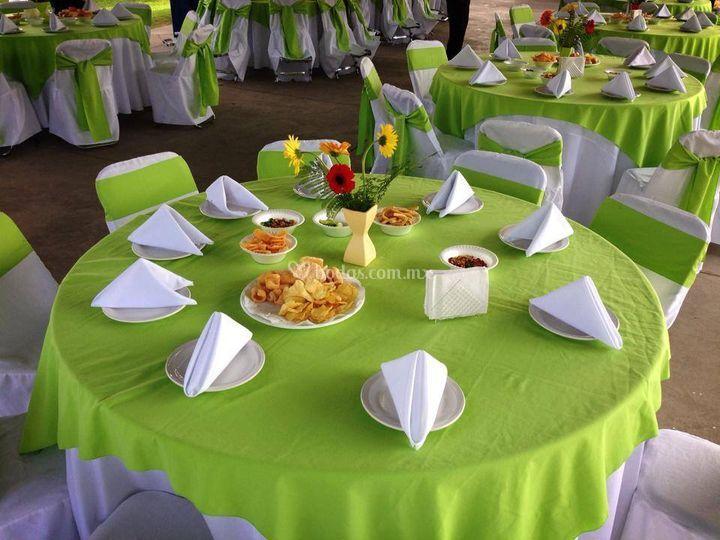 Presentación del plato