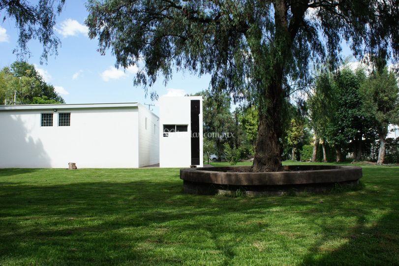 Jardín Sur y Cervecería