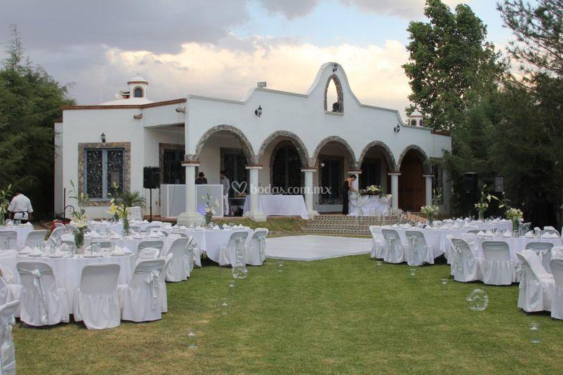 Hacienda San Francisco de Asís