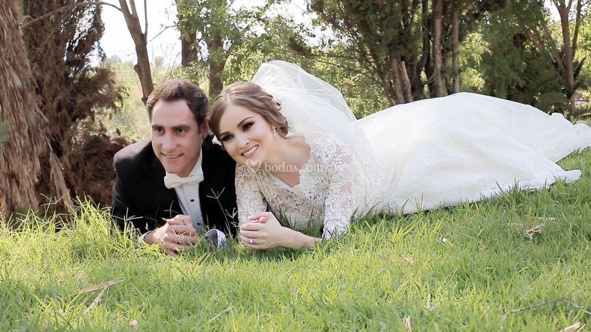 Sofía y David