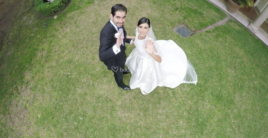 Reyna y Gabriel