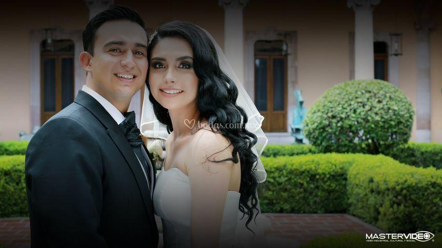 Sara y Ángel