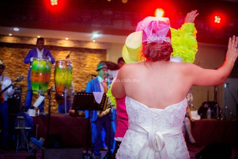 Ambiente de boda