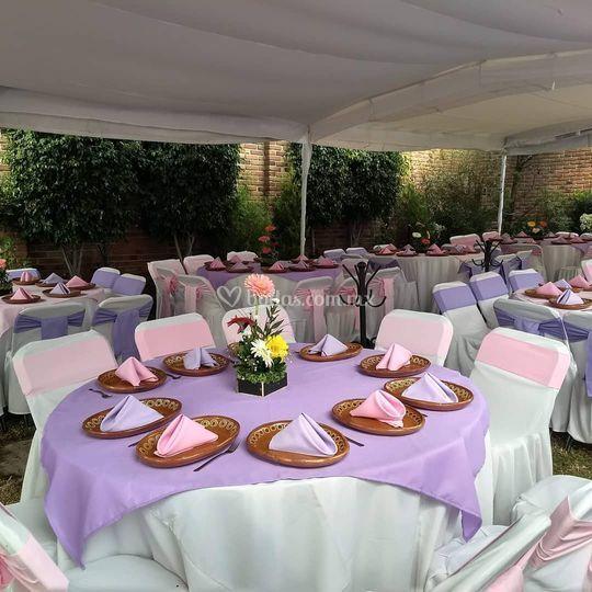 Banquetes de Alba