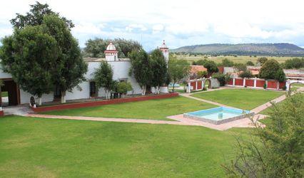 La Hacienda Santiago Texmelucan 1