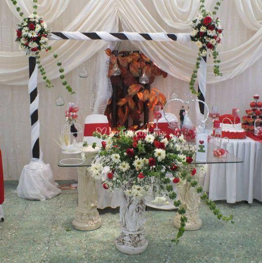 Eventos mababus decoracion