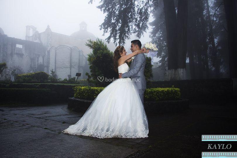Con niebla, pero mucho amor