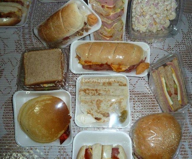 Nuestras delicias