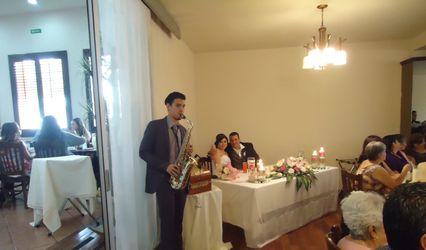 Asael Martínez Saxofonista 1