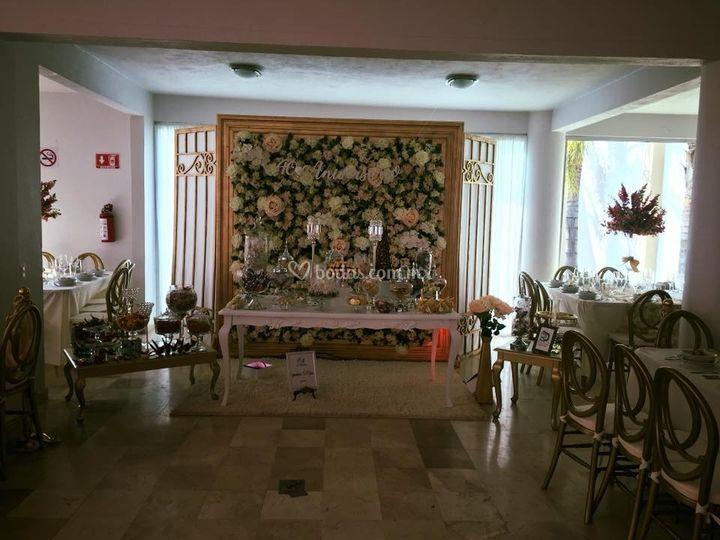 Salón sevilla