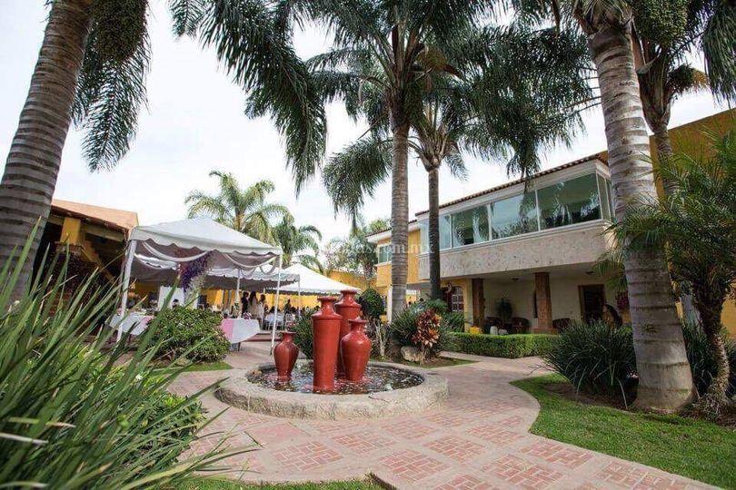 Quinta San Mateo