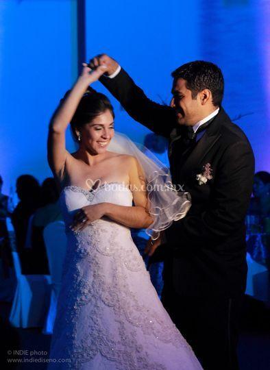 Primer baile..................