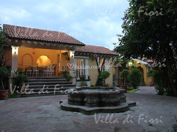 Hospitalidad de jard n villa di fiori fotos for Jardin villa ale aguascalientes