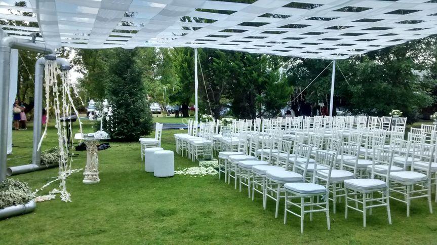 Perfecto para ceremonia civil