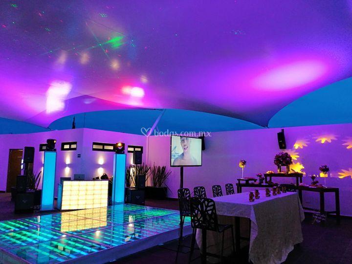 Terraza Salón Invita