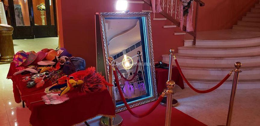 Experiencia Love Espejo Mágico