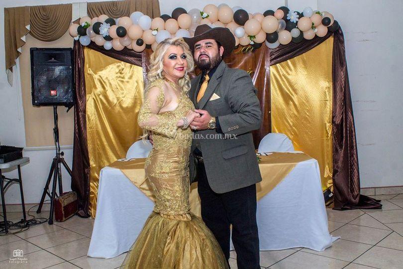 Aniversario de bodas