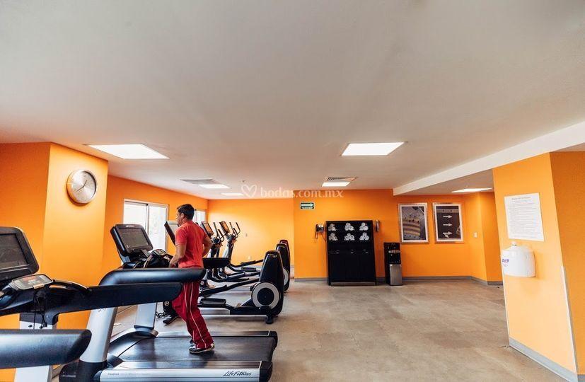 Área de gym