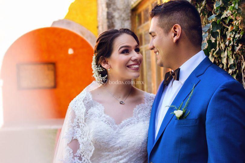 Natalia & Hosni