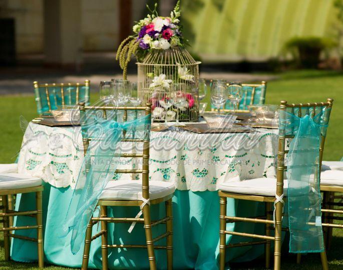 Cassandra eventos for Alquiler decoracion bodas
