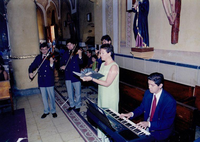 Misa quinteto