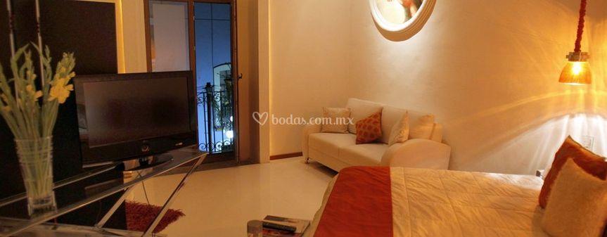 Habitación Master Suite Tamra