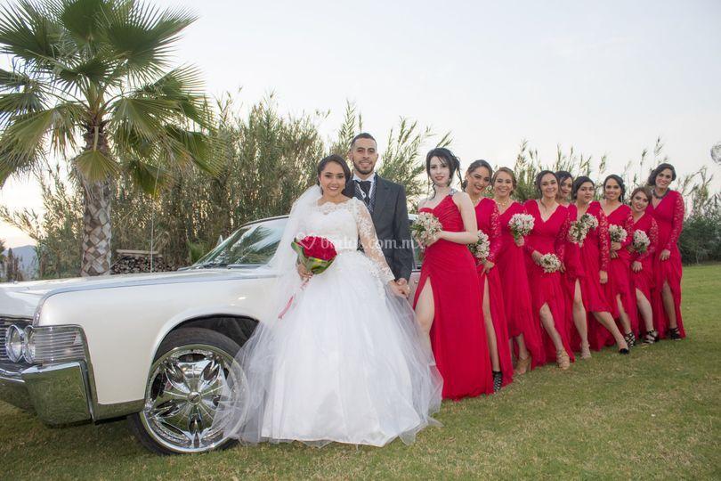 Sesión wedding