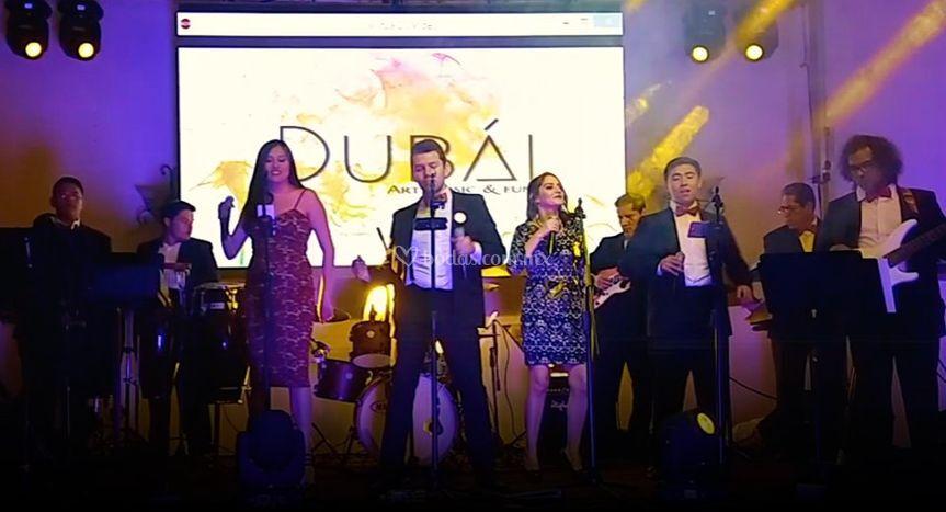 Grupo Musical Dubái