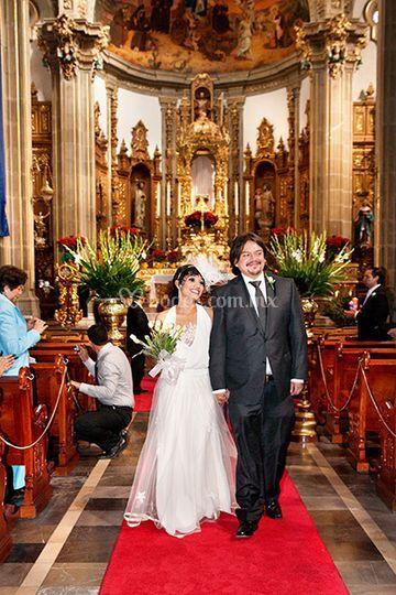 Coyoacán boda