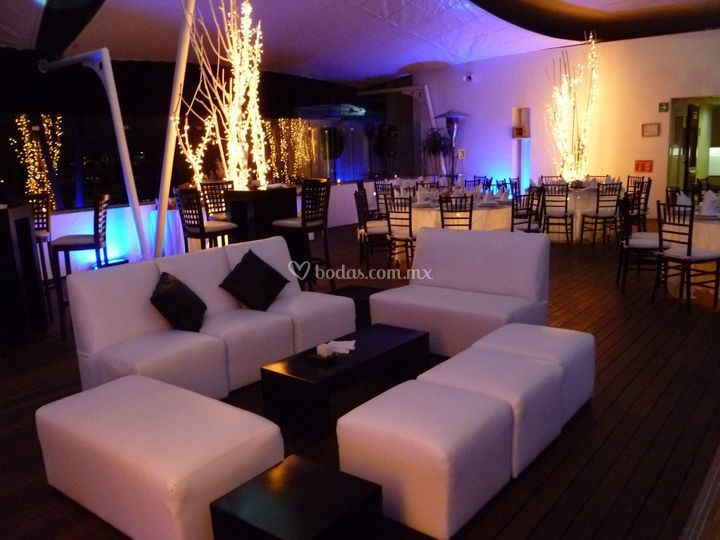 Boda Imperial c/ Lounge