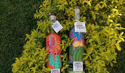 Mezcal Quiéreme Mucho - Botellas Personalizadas 1