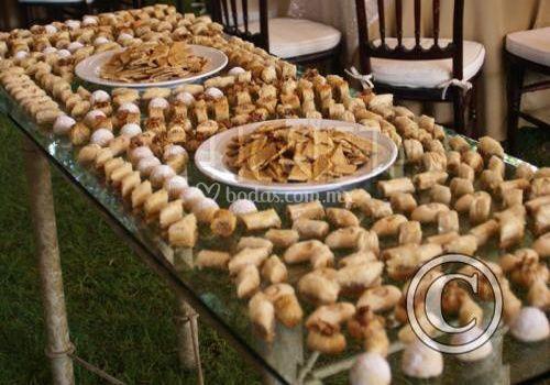 Buffet Baklava