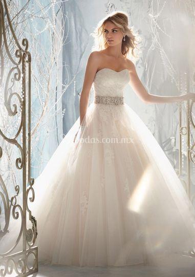 Renta de vestidos de novia celaya