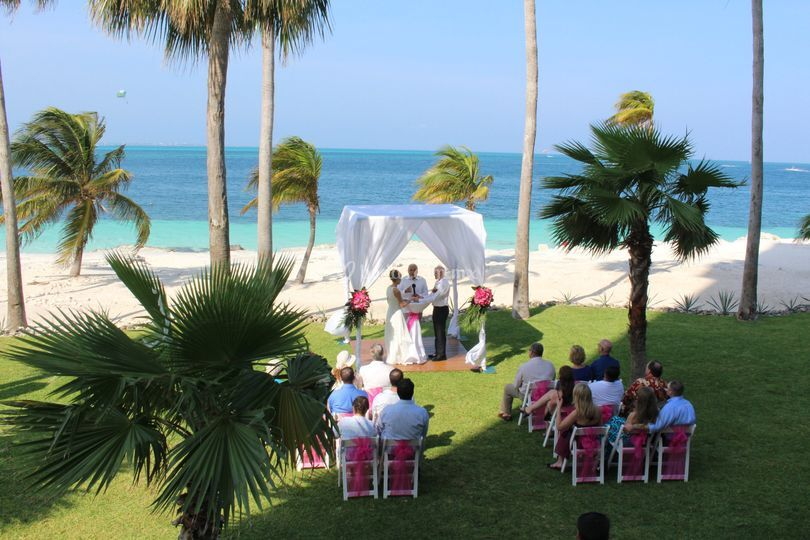 Tu boda en la playa