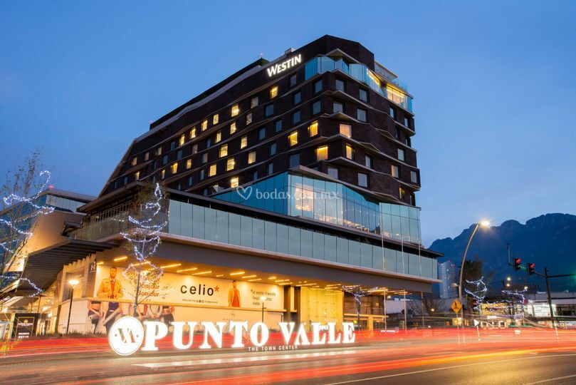 The westin monterrey valle