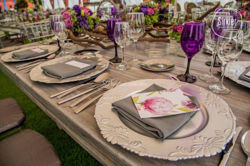 Sirkler eventos catering - Detalles que enamoran ...