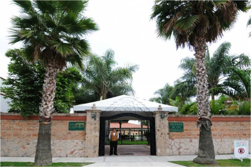 Fachada Villa