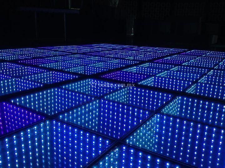 Combinación de luces
