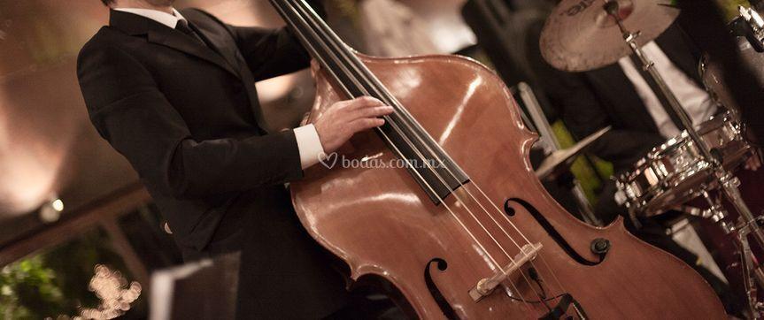 Ensamble de jazz