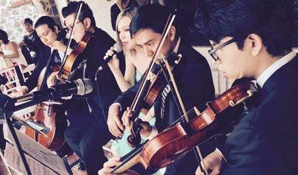 Ave María Coro-Violines-Orquesta