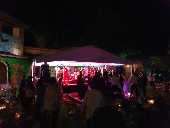 Grupo Versatil Boda San Miguel